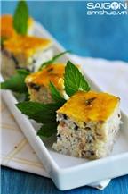 Bí quyết làm chả trứng thịt cua hấp thơm ngon dùng cho cơm tấm
