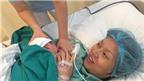Thái Thùy Linh đã sinh con trai cùng chồng mới