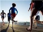 Chạy bộ bằng chân trần tốt hơn đi giày