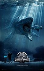 Jurassic World – Thế giới khủng long: Hoành tráng, hấp dẫn và giải trí tốt