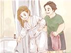 Tắm đúng cách để không hại thai nhi