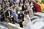 Đám cưới đẹp như mơ của Hoàng tử Thụy Điển với cựu người mẫu xinh đẹp