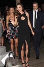 Miranda Kerr đẹp không tì vết khi dự sự kiện ở Nga