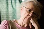 Chứng trầm cảm ở người già