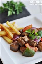 Bí quyết làm món bò lúc lắc ngon, mềm, ngọt thịt đơn giản nhất