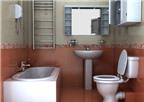 Những điều cần tránh khi bố trí nhà vệ sinh