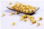 Lợi ích vàng từ hạt sen