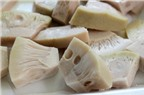 Mít luộc chấm mắm nêm - đặc sản dân dã ở Quảng Trị