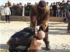 IS chặt đầu chiến binh gieo rắc bệnh AIDS