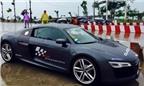 Audi mang 8 siêu xe ra Phú Quốc rèn tay lái