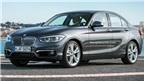 Lộ diện hình ảnh BMW 1 Series sedan 2016