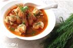 Cách chế biến món canh tôm chua cay cực ngon