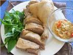Thịt vịt, món ăn bổ dưỡng cho người suy nhược
