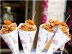 Các món ăn đường phố nhìn là thèm ở Italy