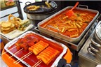 12 món ăn đường phố hay xuất hiện trên phim Hàn