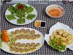 Bữa cơm hấp dẫn hơn nhờ trang trí món ăn