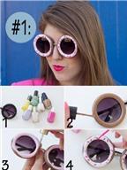 3 cách F5 cặp mắt kính cũ cực chất cho cô nàng sành điệu