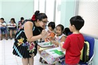 Tiếng Anh giao tiếp kết hợp rèn luyện kỹ năng sống cho trẻ em