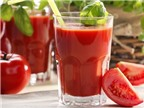 Giảm cân bằng nước ép rau quả như thế nào?