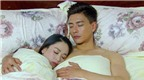 Huỳnh Tông Trạch khỏa thân ôm Trần Kiều Ân trên giường