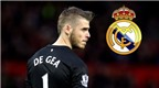 M.U giảm giá bán De Gea cho Real Madrid