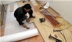 Sàn gỗ rẻ tiền có chất gây ung thư