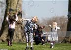 7 trò chơi ngoài trời giúp trẻ phát triển trí thông minh vận động
