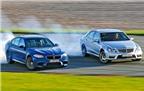 BMW tiếp tục cạnh tranh khốc liệt với Mercedes