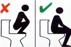Thụy Sĩ 'ưu ái' khách châu Á, dán áp phích cách đi vệ sinh