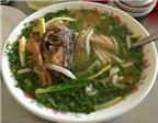 Bánh canh cá lóc, đặc sản ngày nắng ở Quảng Trị