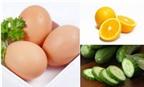Những thực phẩm bạn nên bổ sung trong mùa hè