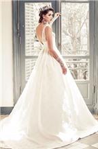 Gợi ý chọn áo lót  cho cô dâu mặc áo hở lưng