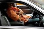 Ngủ trong ô tô và những kinh nghiệm sống còn