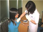 Cẩn trọng với bệnh viêm amidan