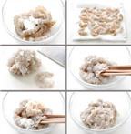 Chả tôm hấp bông cải kiểu Trung Hoa ngon ngọt cho ngày oi nóng