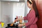 Hít khói dầu khi nấu ăn có nguy cơ bị ung thư