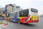 Xe bus va chạm với xe máy, tài xế xe bus bị đánh tới tấp