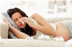 Mẹo dân gian chữa ngạt mũi an toàn cho bà bầu