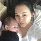 Phạm Ngọc Thạch lần đầu khoe cậu con trai siêu dễ thương