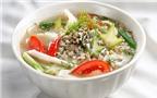 Món ăn dễ làm chữa ra nhiều mồ hôi