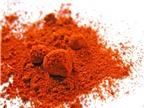 Những cách chữa bệnh cực hay từ quả ớt