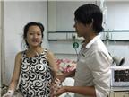 Bé gái của người mẹ trẻ bị ung thư máu đã chào đời, nặng 1,1kg