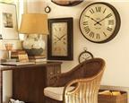 Cách bài trí đồng hồ trong nhà theo phong thủy