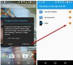 """Mang tính năng """"độc"""" của Galaxy S6 edge lên smartphone Android"""