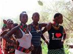 Cuộc sống thú vị của bộ tộc Hammer ở Ethiopia