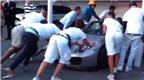 Siêu xe triệu đô Porsche 918 Spyder gặp nạn ở Pháp