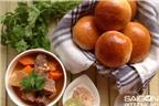 Cách nấu ragu bò ăn với bánh mì ngon không cưỡng nổi