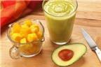 7 loại sinh tố trái cây giúp giảm mỡ bụng hiệu quả