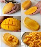 9 mẹo cắt gọt hoa quả vừa nhanh vừa đẹp mắt