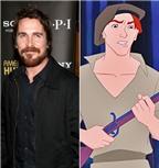 Sao lồng tiếng cho các nhân vật hoạt hình nổi tiếng